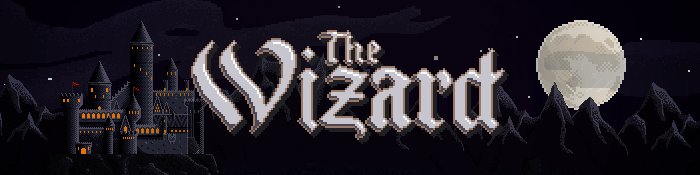 The Wizard - A free, turn-based dungeon puzzler