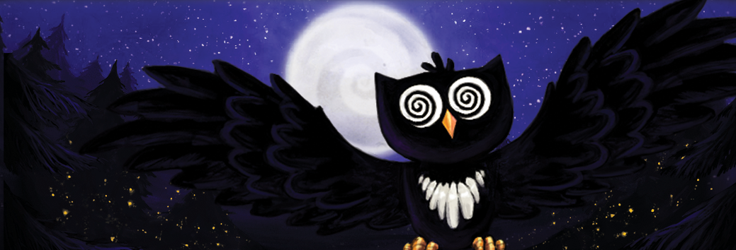 Hypnotic Owl Header