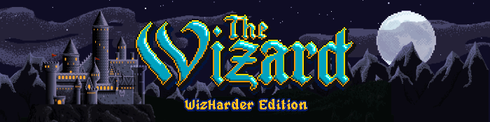 The Wizard: Wizharder Edition - Jetzt auf Steam wishlisten!