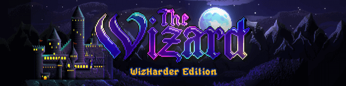 The Wizard: Wizharder Edition - Now on Steam!
